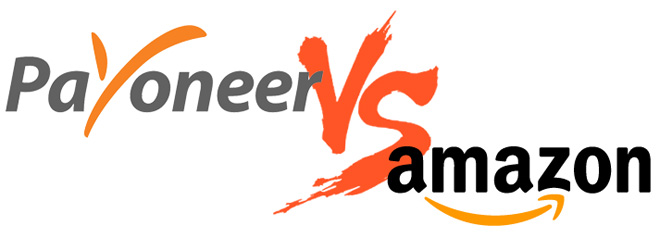 Payoneer vs Amazon