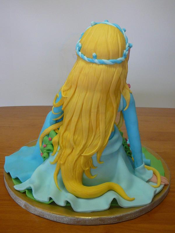 Cake Images Rani : Rani and Elmo cakes ZGE Blog